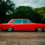Red Bagged Benz W108... Mélange des genres ! 30