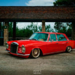 Red Bagged Benz W108... Mélange des genres ! 26