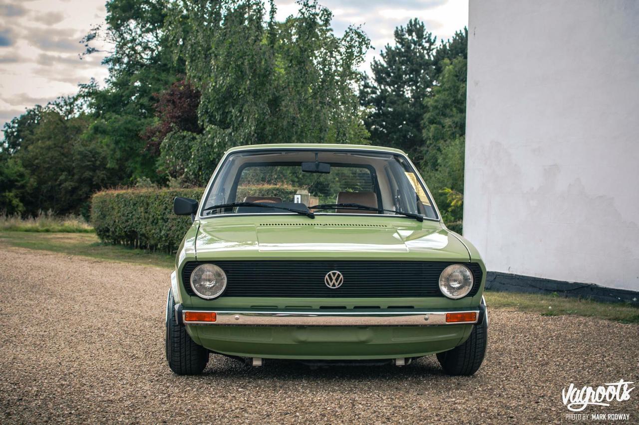 '75 VW Polo... La fourmi prend sa revanche ! 5