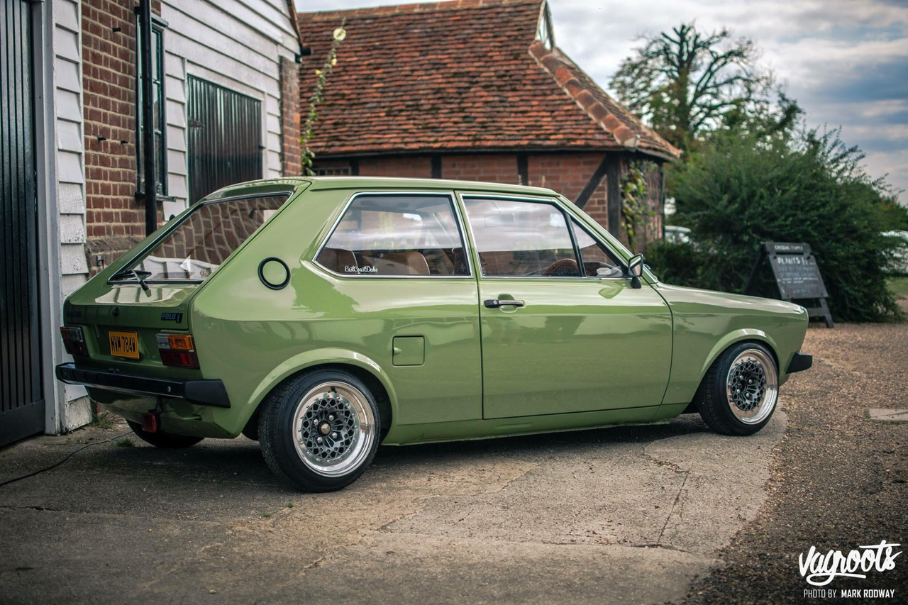 '75 VW Polo... La fourmi prend sa revanche ! 7