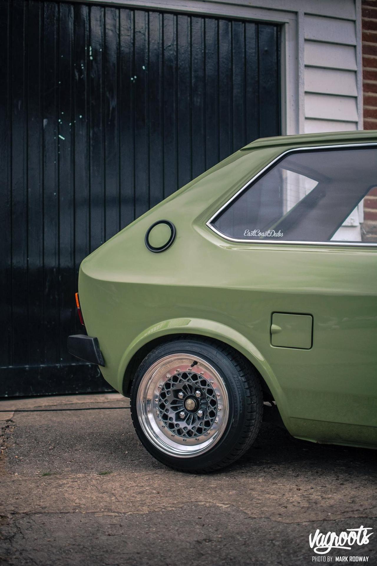 '75 VW Polo... La fourmi prend sa revanche ! 12