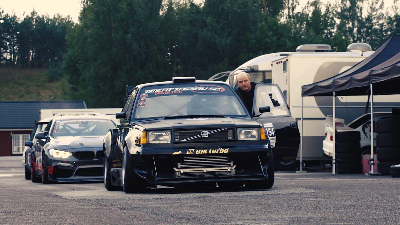 Volvo 360 Time Attack... C'est confirmé, les suédois sont des fous furieux ! 9