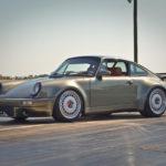 Porsche 911 RSR Replica - Laaaaaaaaarge en Bugatti !