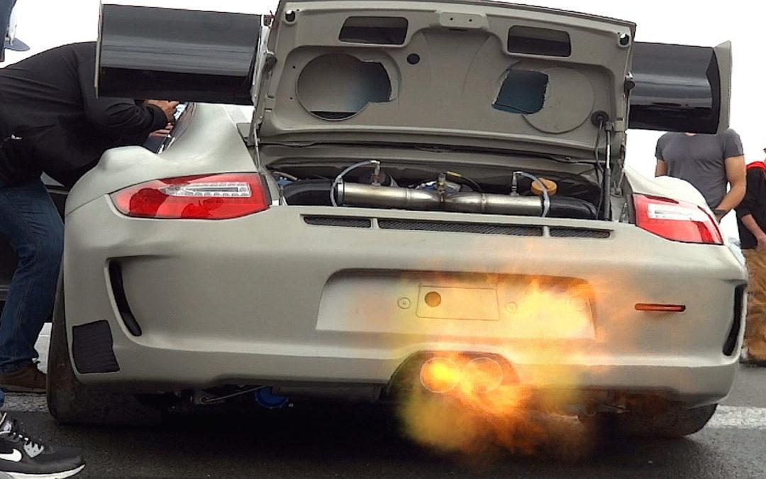 Porsche 997 GT3 RS Cup revue par 9ff… L'apocalypse ?