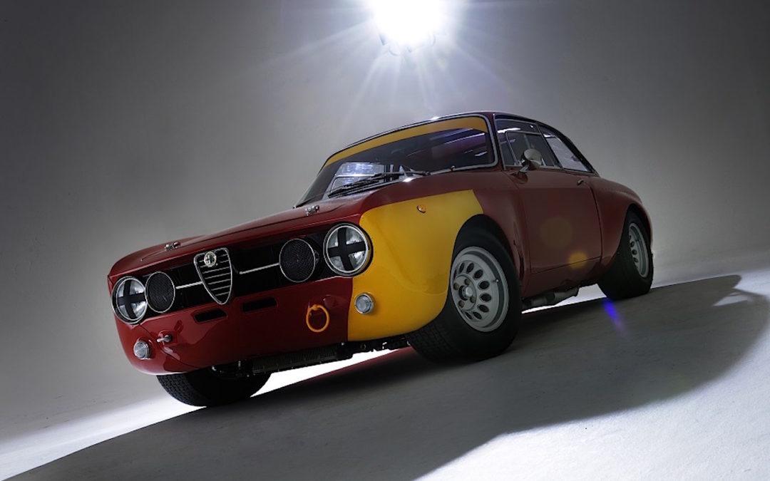 Alfa GTAm – En tête à tête avec la légende !