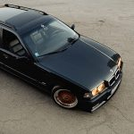 "BMW 328i E36… ""The stanced touring"" !"