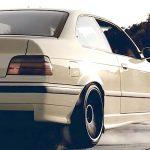 Supercharged BMW M3 E36... Fumeuse de pneus !