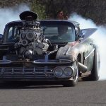 "Chevy Camino Blow Custom Rat Rod… ""Hulk Camino"" !"