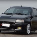Allez, un p'tit tour en Renault dans une Clio 16s turbo de 370 ch…