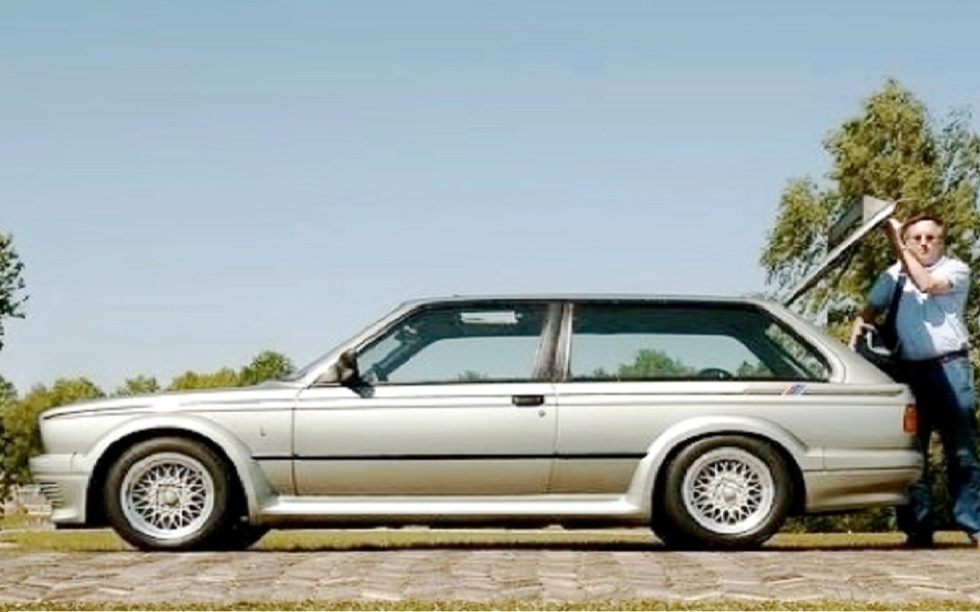 BMW E30 Sport Touring Luchjenbroers – Bricolage d'orfèvre !