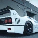 Ferrari F40 Liberty Walk – Chef d'oeuvre ou hérésie ?