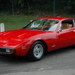 Ferrari 365 GTC/4 - La Fausse Jumelle...