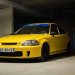 Honda Civic EK4 Spoon… Poussin sous amphet'