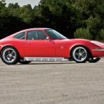Opel GT... En V8, elle n'a jamais autant ressemblé à la la Corvette !