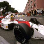 Ayrton Senna Onboard à Monaco - Ça secoue !