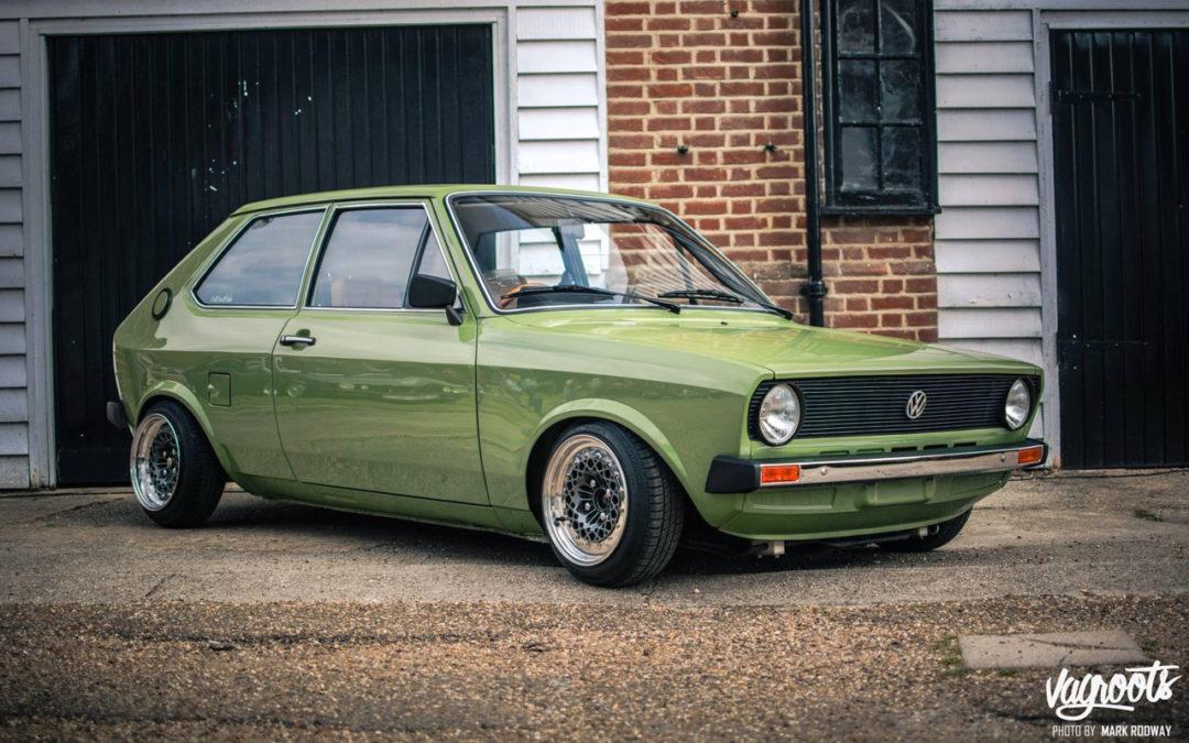 '75 VW Polo… La fourmi prend sa revanche !