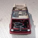 Golf 1 Cab – Sous le soleil !