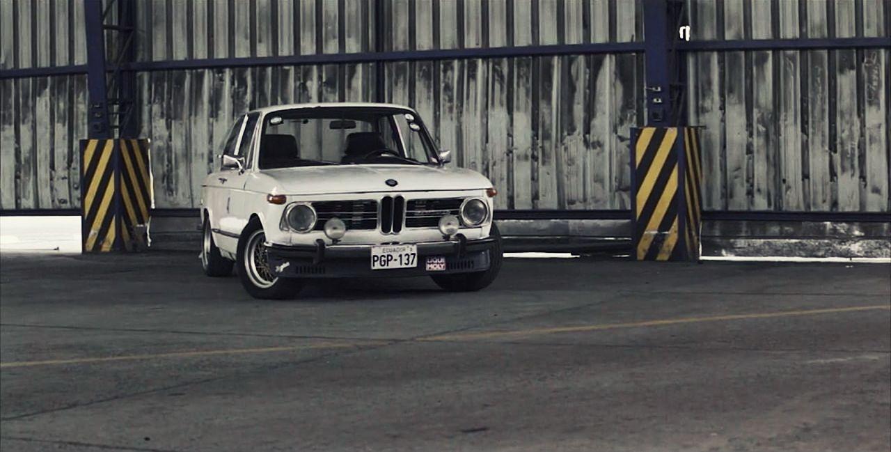 BMW 2002 Tii Alpina - Prépa à la carte... 1