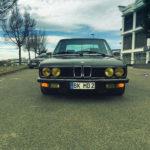BMW 525E E28 BBS - Basic Static ! 6