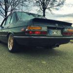 BMW 525E E28 BBS - Basic Static ! 5