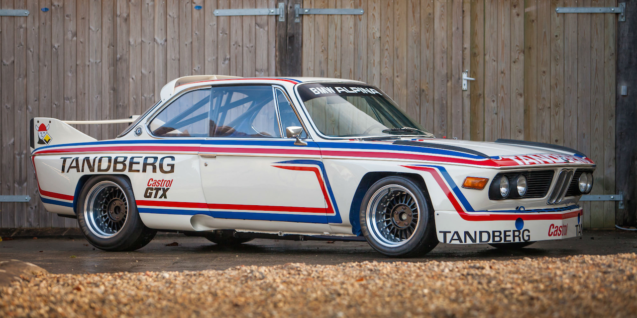Alpina BMW 2800 CS - Père Castor, raconte nous son histoire... 8