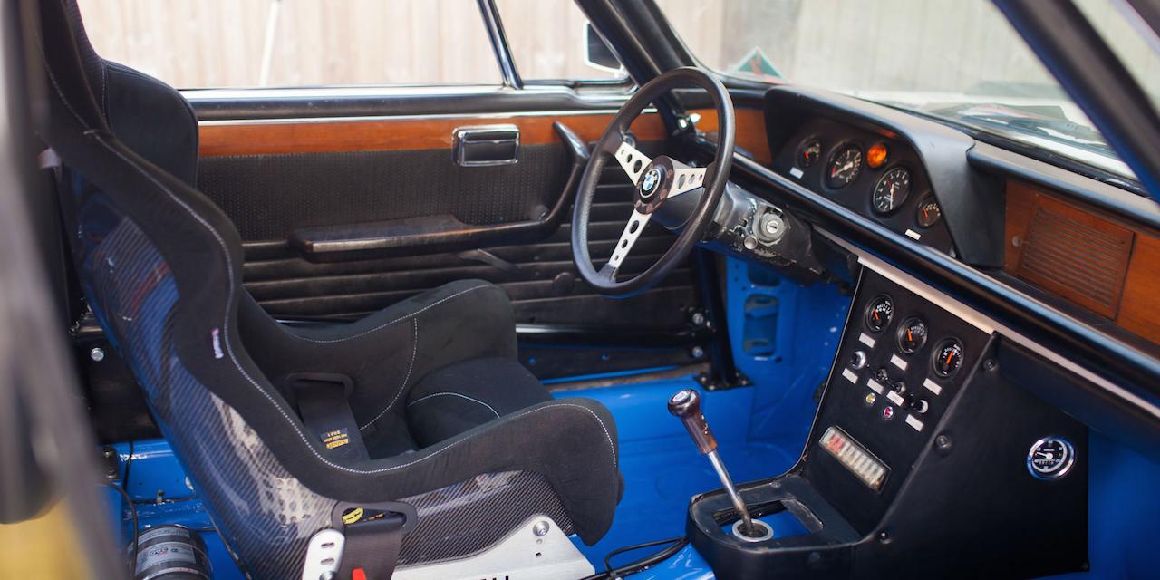 Alpina BMW 2800 CS - Père Castor, raconte nous son histoire... 6