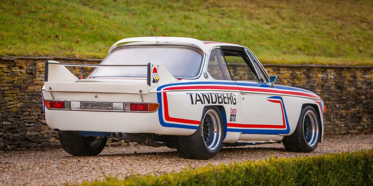Alpina BMW 2800 CS - Père Castor, raconte nous son histoire... 2