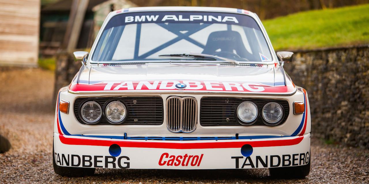 Alpina BMW 2800 CS - Père Castor, raconte nous son histoire... 1