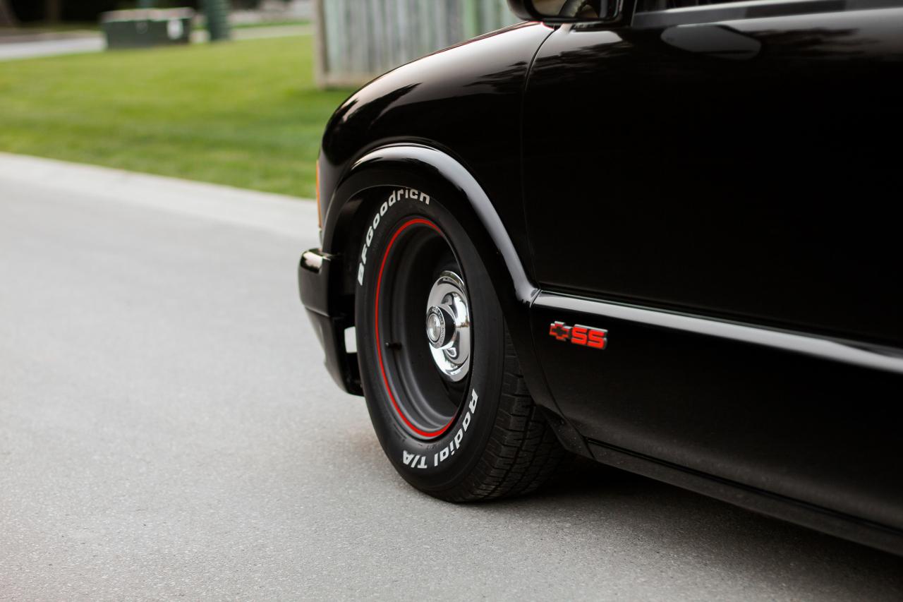 Chevy S-10 : Black SS 2