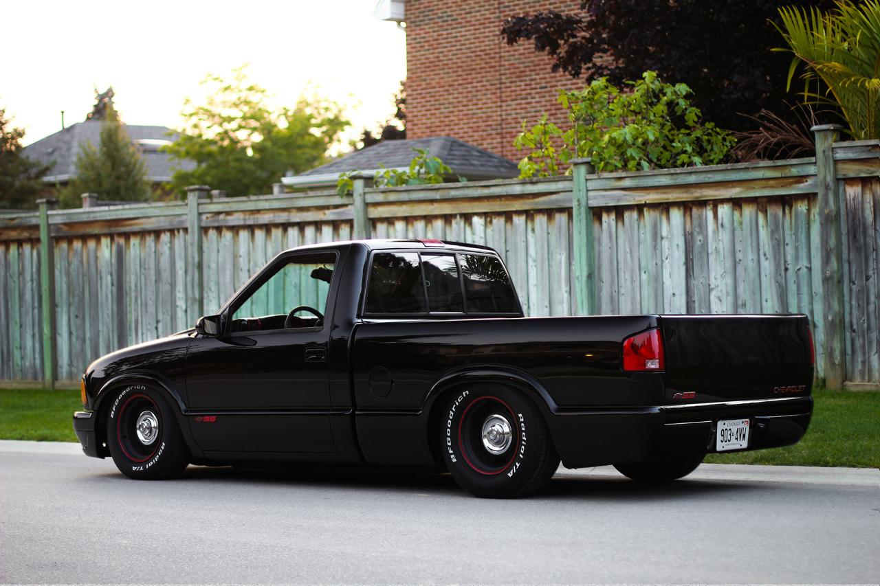 Chevy S-10 : Black SS 4