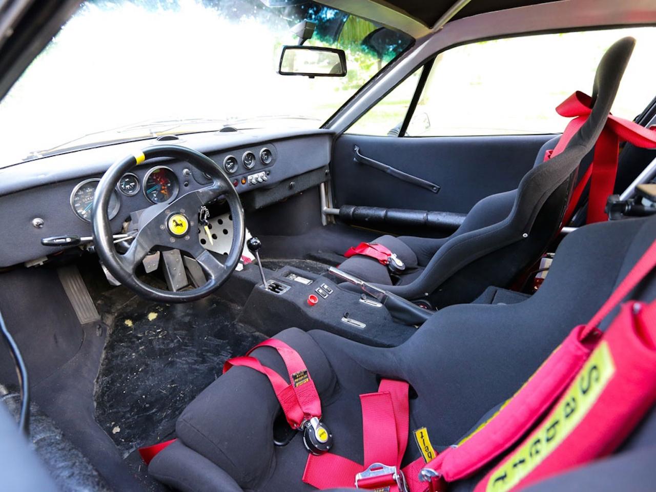 "Ferrari 308 GTB ""Corsa"" Michelotto - Une Féfé en GrB ! 11"