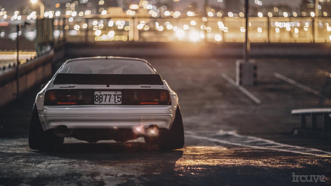 Mazda RX7 FC... Red Suns ?! 9