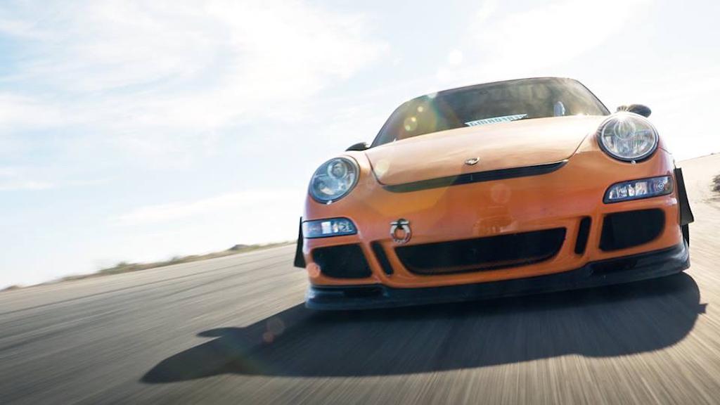 Porsche 911 GT3 RS... La trajo par la portière ! 1