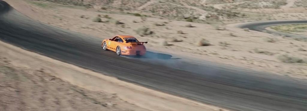 Porsche 911 GT3 RS... La trajo par la portière ! 2