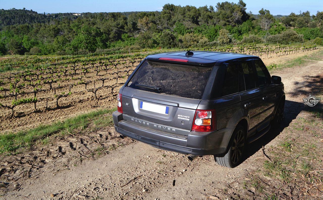 Range Rover Sport V8 Supercharged... Il est pas vert Hulk ?! 2
