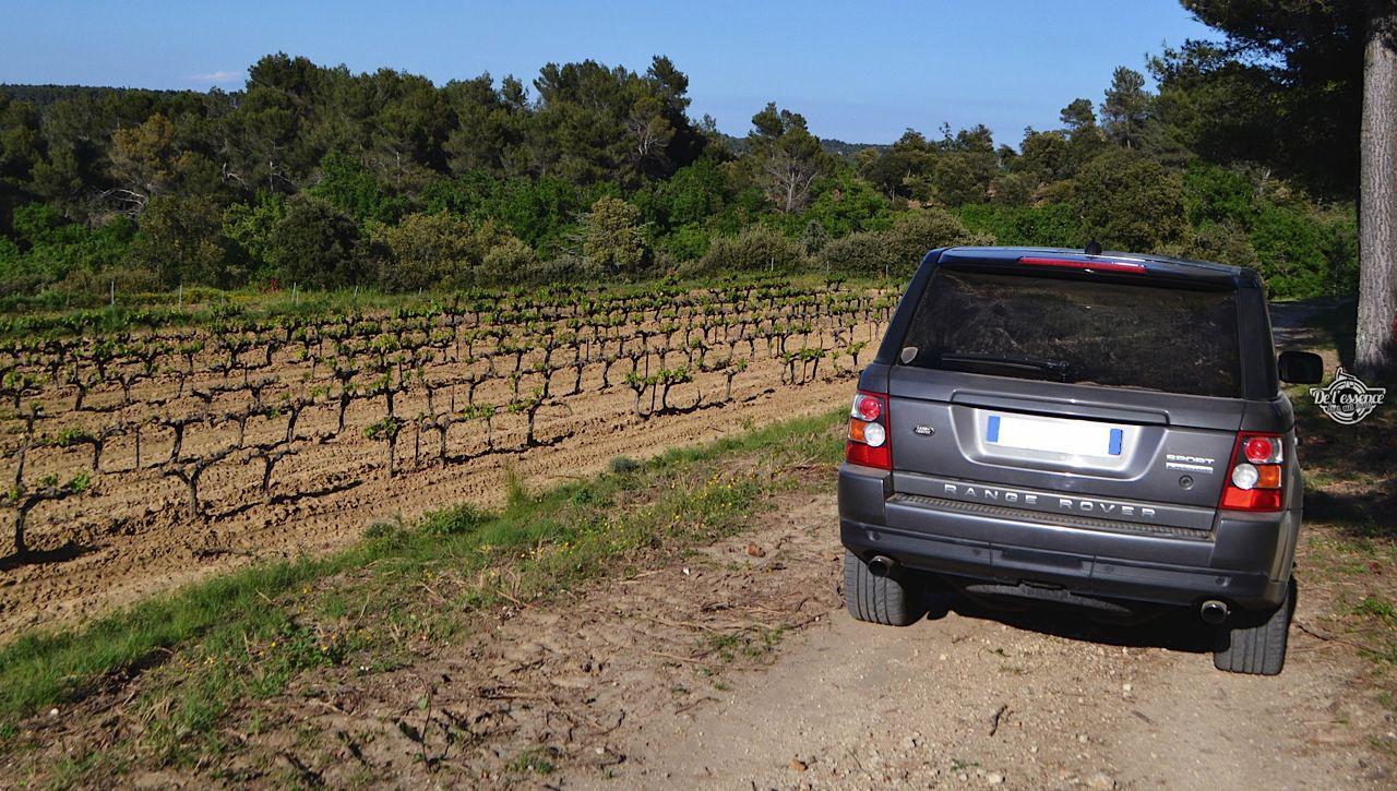 Range Rover Sport V8 Supercharged... Il est pas vert Hulk ?! 4