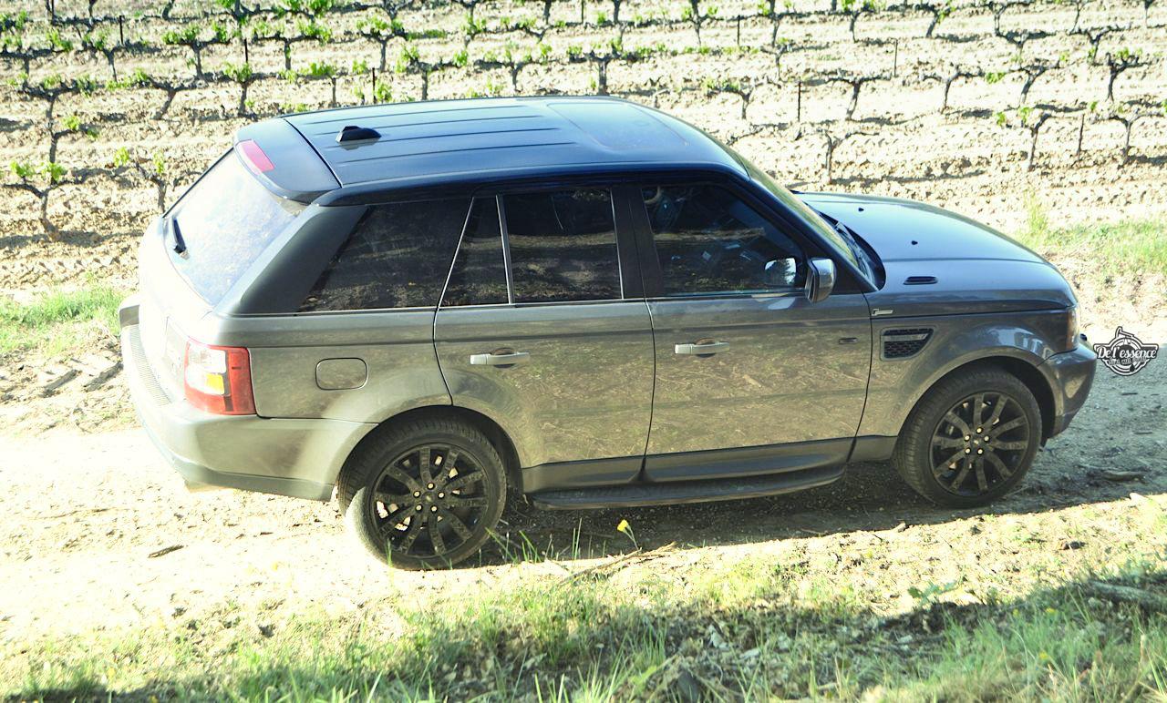 Range Rover Sport V8 Supercharged... Il est pas vert Hulk ?! 8