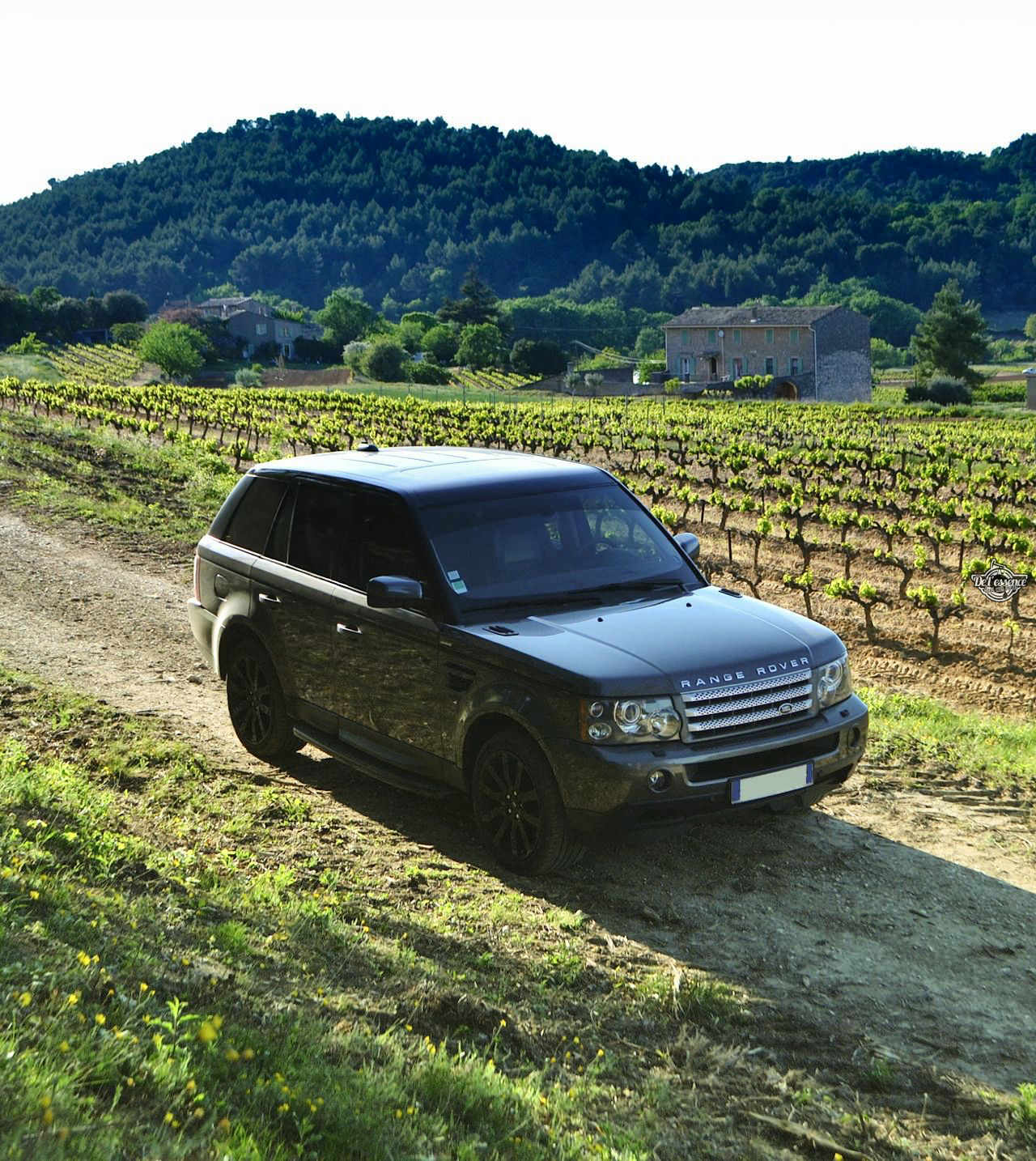 Range Rover Sport V8 Supercharged... Il est pas vert Hulk ?! 10