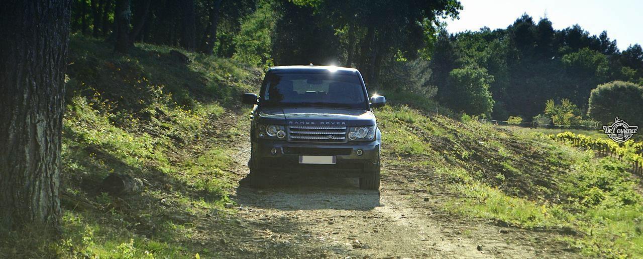 Range Rover Sport V8 Supercharged... Il est pas vert Hulk ?! 14