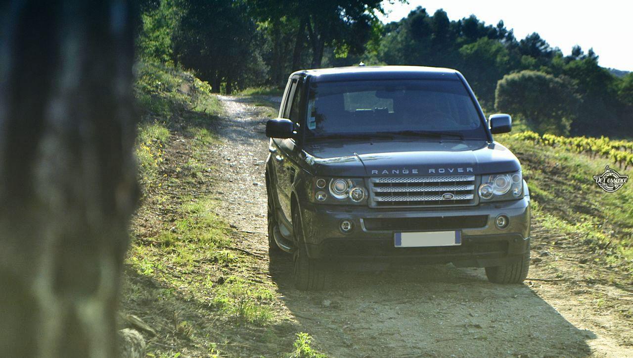 Range Rover Sport V8 Supercharged... Il est pas vert Hulk ?! 17
