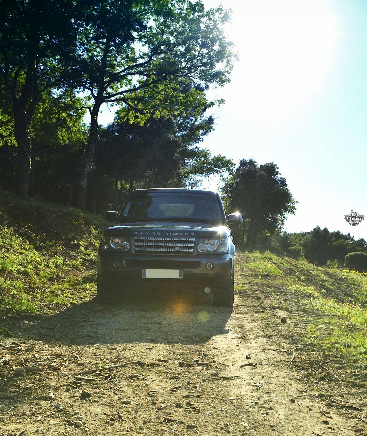Range Rover Sport V8 Supercharged... Il est pas vert Hulk ?! 6