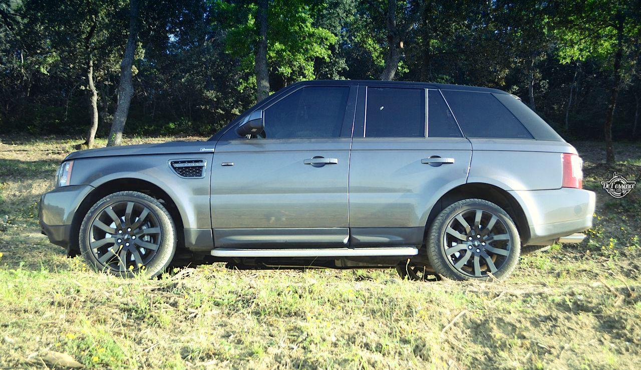 Range Rover Sport V8 Supercharged... Il est pas vert Hulk ?! 19