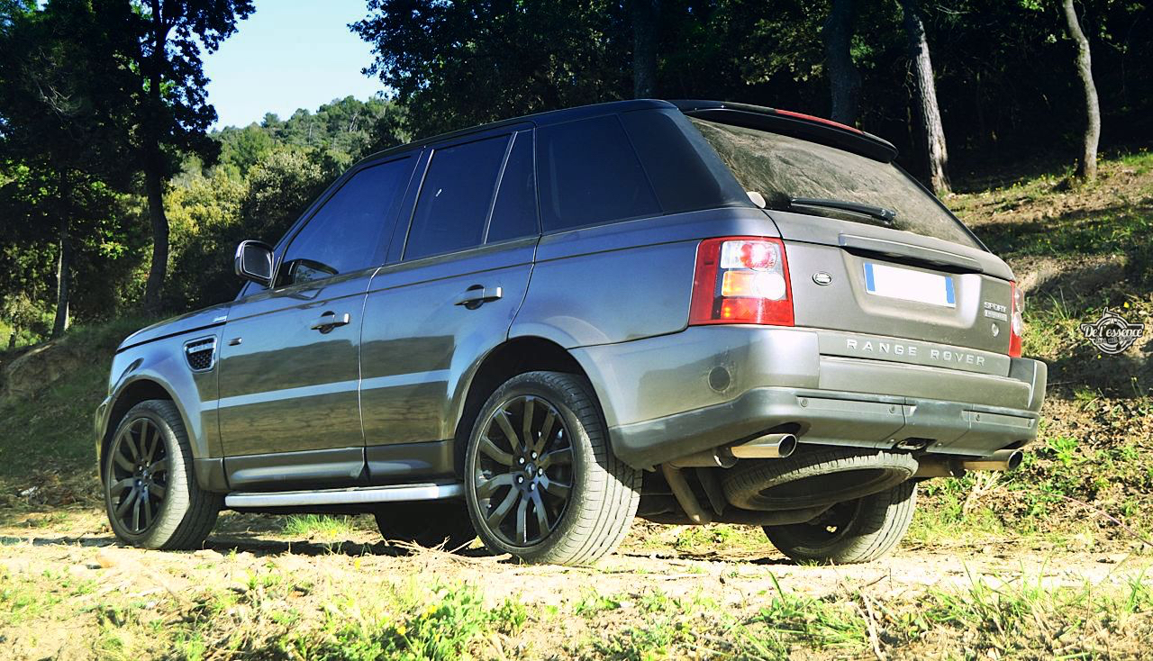 Range Rover Sport V8 Supercharged... Il est pas vert Hulk ?! 22
