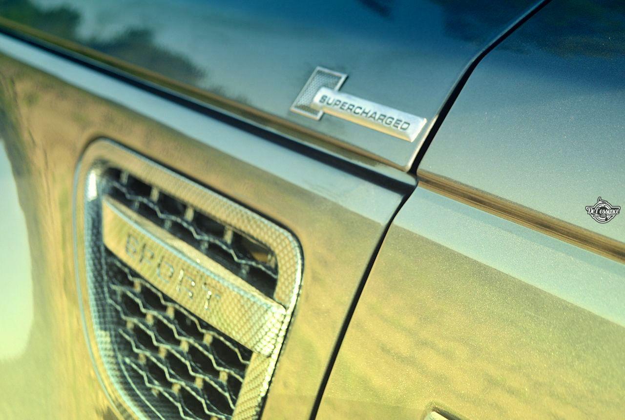 Range Rover Sport V8 Supercharged... Il est pas vert Hulk ?! 23