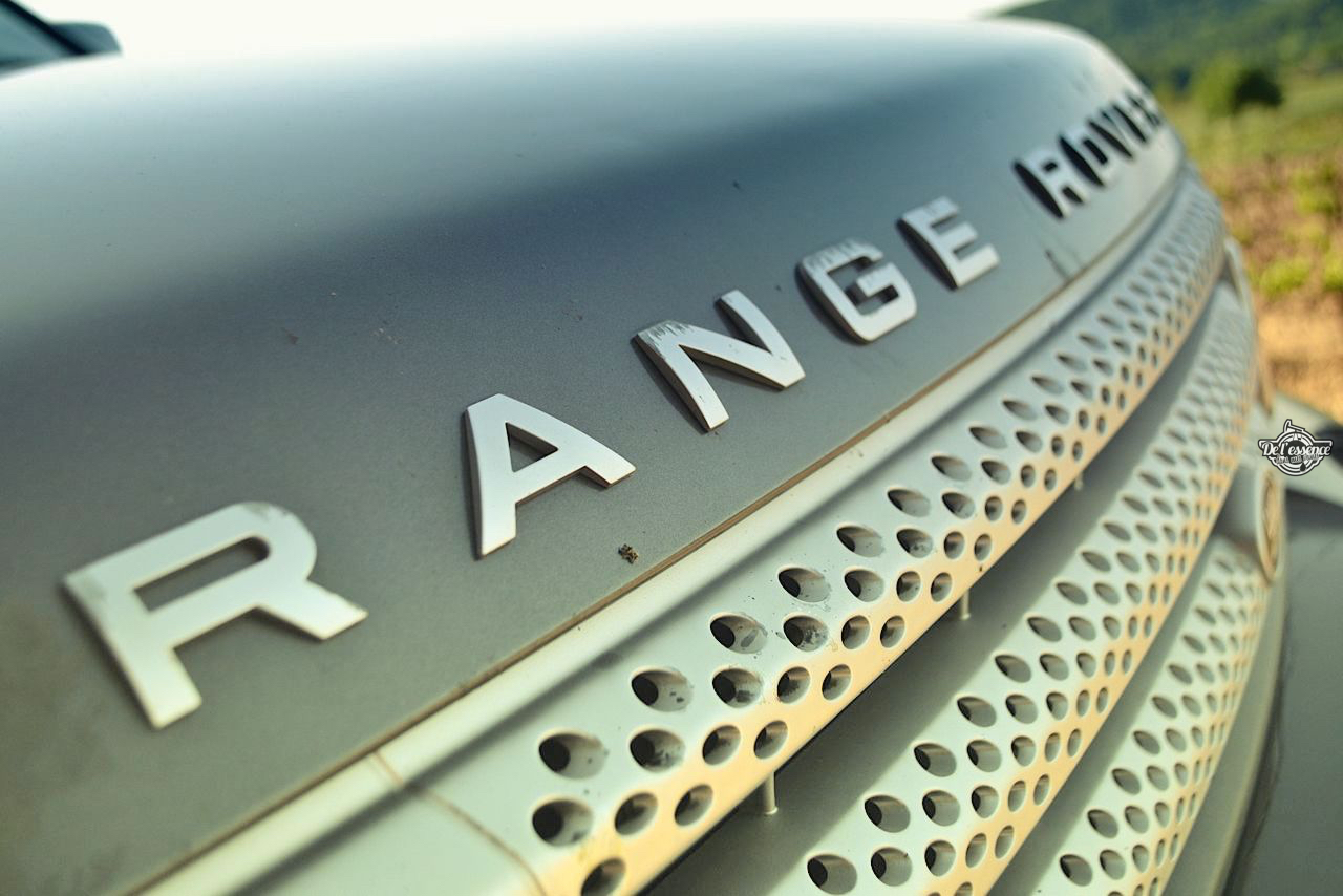Range Rover Sport V8 Supercharged... Il est pas vert Hulk ?! 21