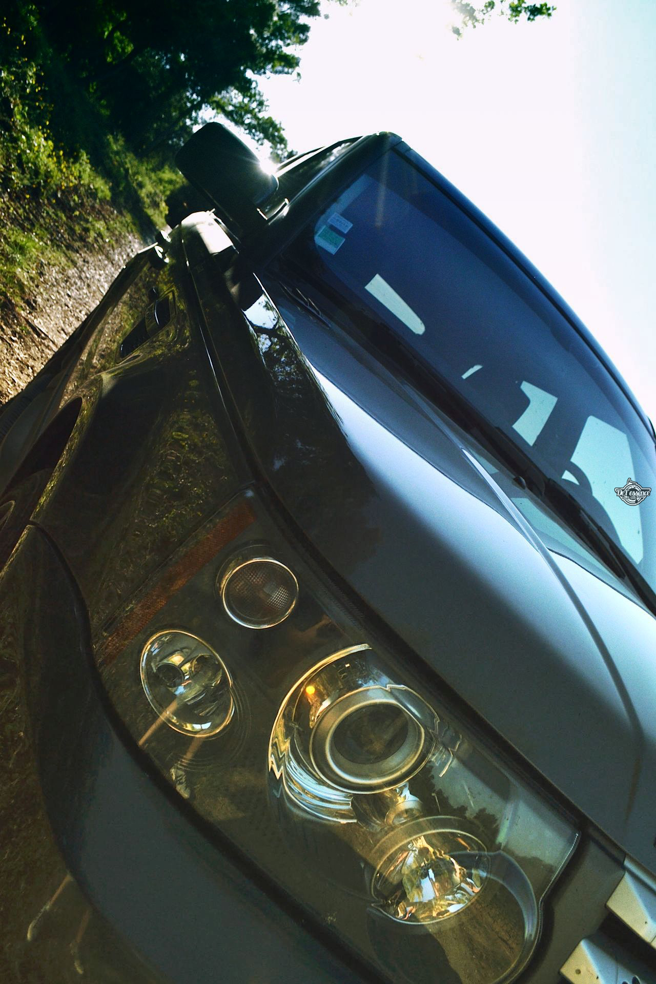 Range Rover Sport V8 Supercharged... Il est pas vert Hulk ?! 20
