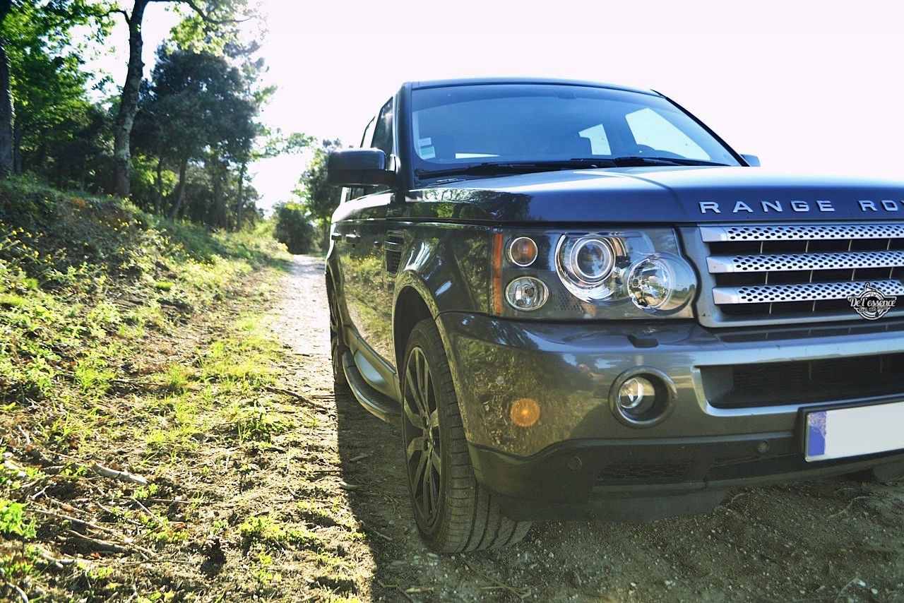 Range Rover Sport V8 Supercharged... Il est pas vert Hulk ?! 15