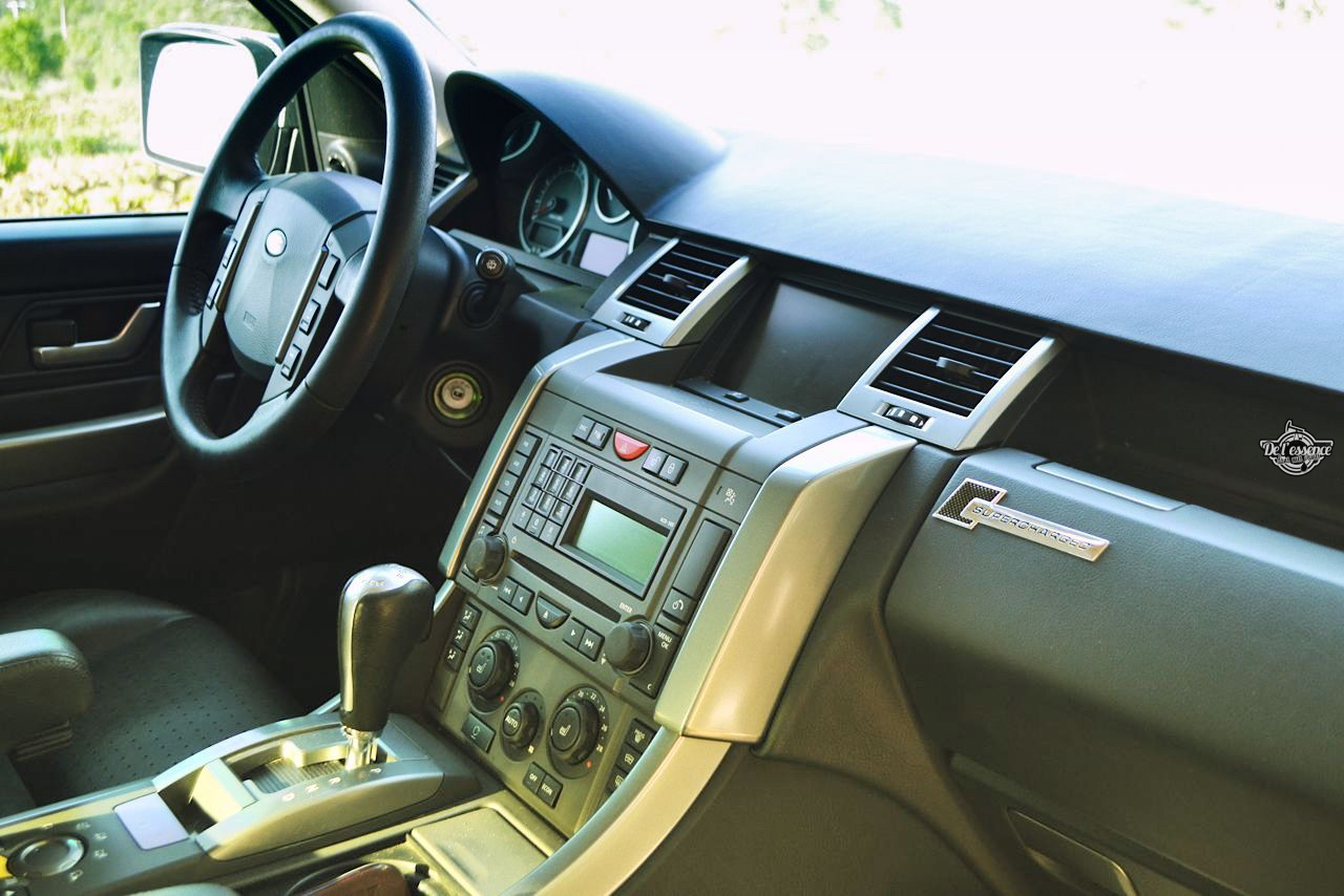Range Rover Sport V8 Supercharged... Il est pas vert Hulk ?! 16