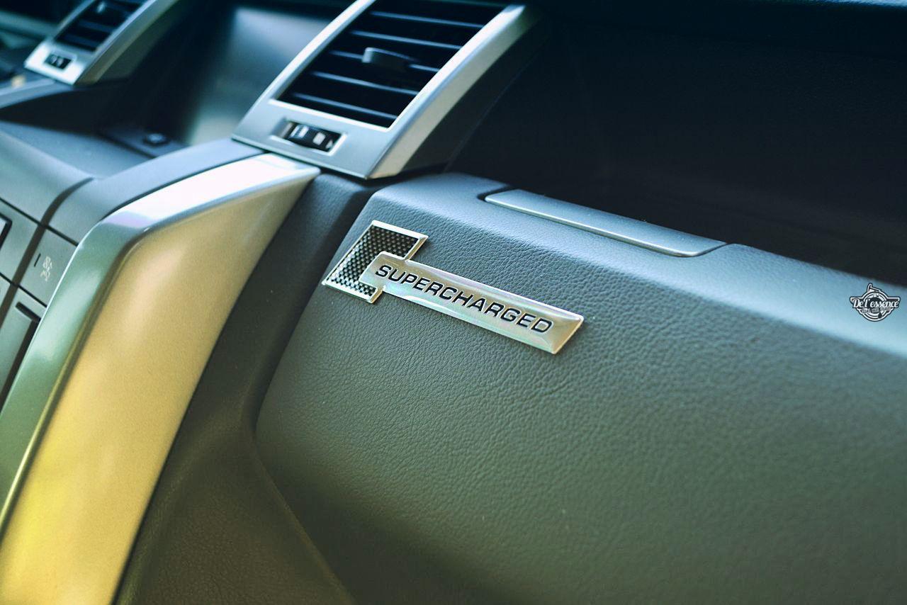 Range Rover Sport V8 Supercharged... Il est pas vert Hulk ?! 11