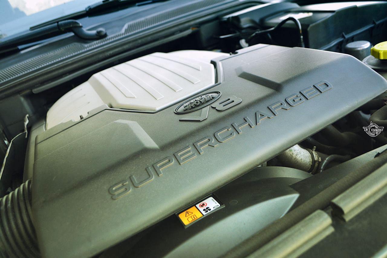 Range Rover Sport V8 Supercharged... Il est pas vert Hulk ?! 9